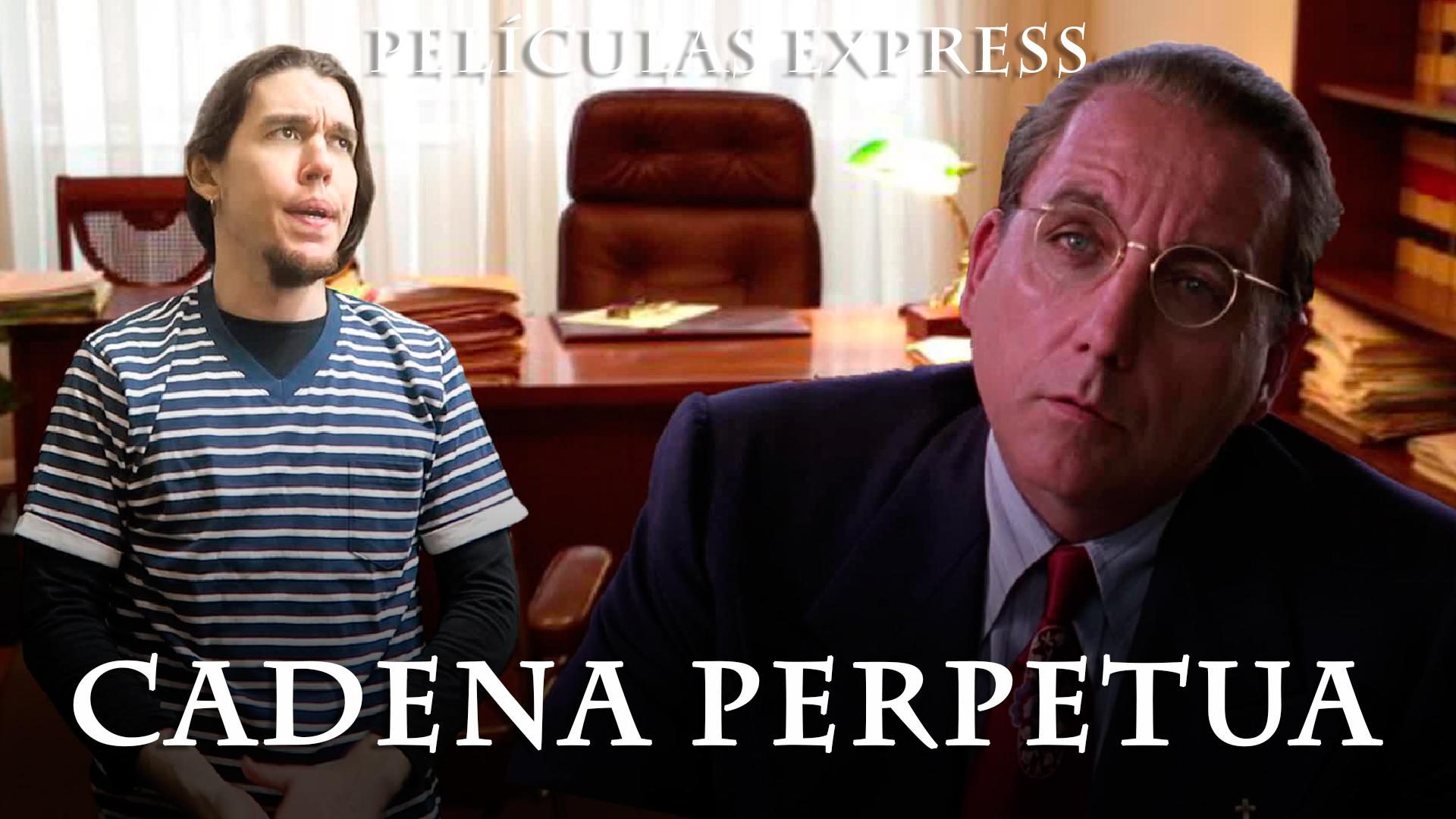 Temporada 1 Cadena Perpetua en 30 segundos