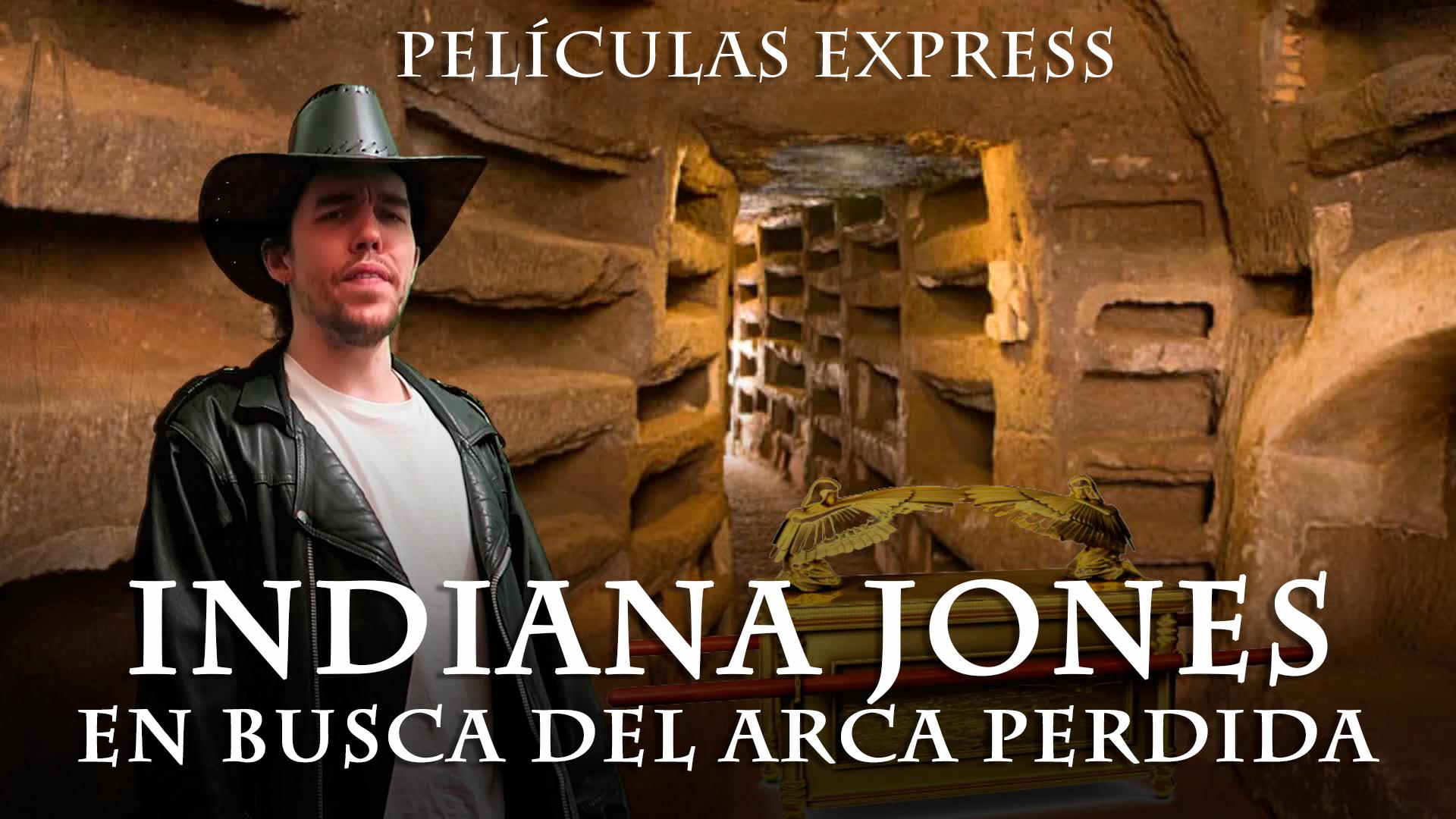 Temporada 1 Indiana Jones y el Arca perdida en 30 segundos