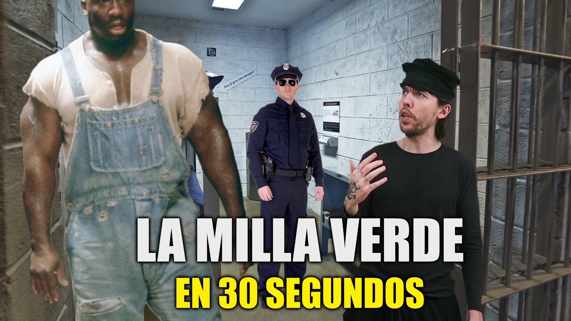 Temporada 1 La Milla Verde en 30 segundos