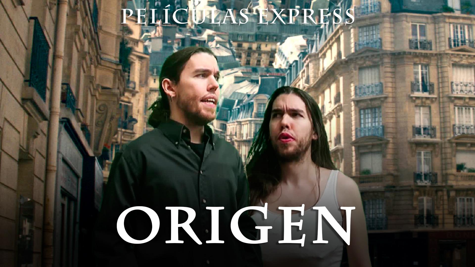 Temporada 1 Origen en 30 segundos