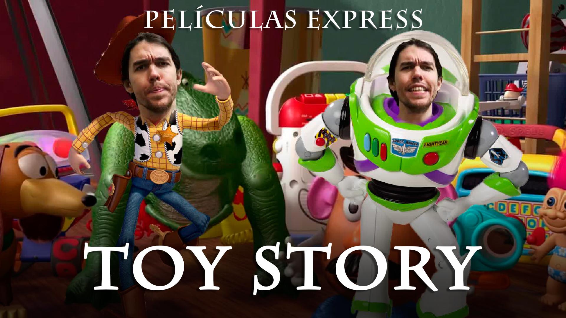Temporada 1 Toy Story en 30 segundos