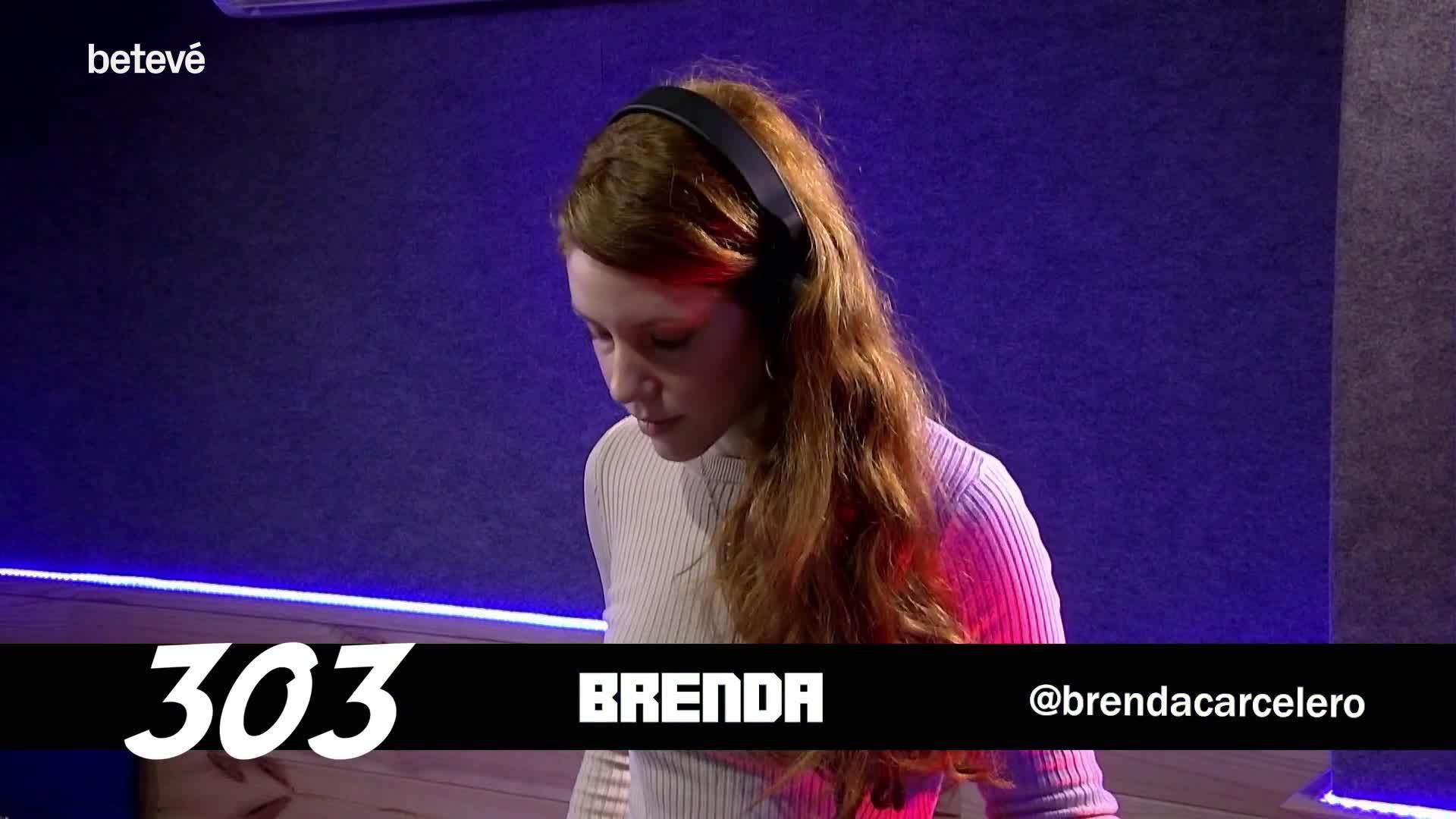 29 de Novembre de 2019 Brenda, protagonista del 'DJ Mix'