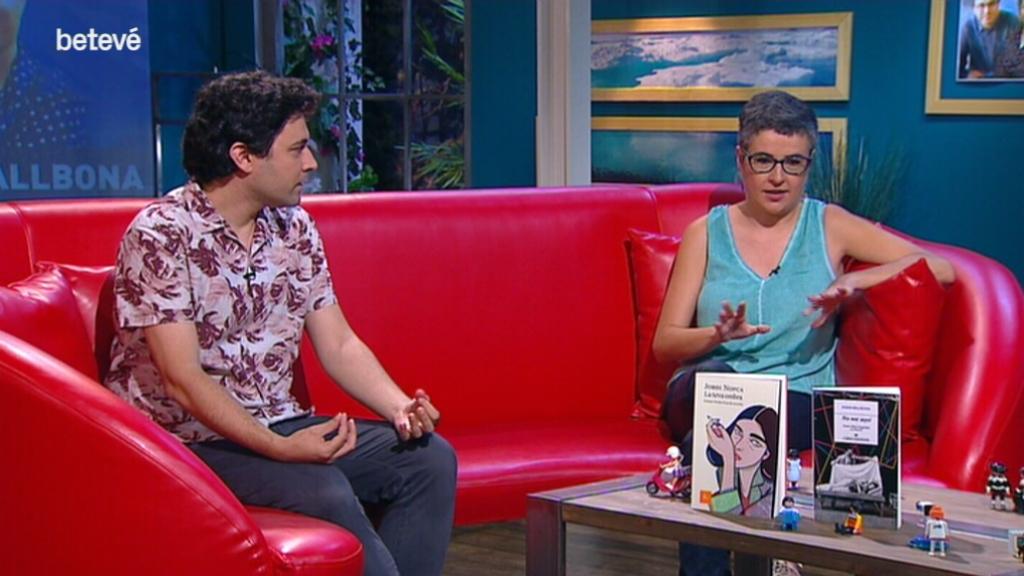 13 de Juliol de 2020 El Sant Jordi estiuenc d'Anna Ballbona i Jordi Nopca