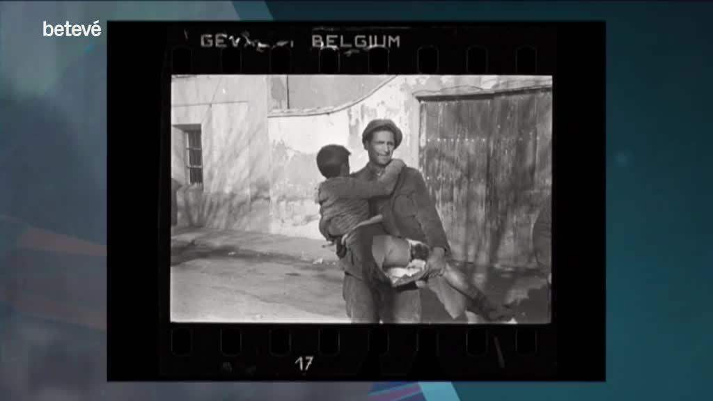 23 de Setembre de 2019 Les maletes perdudes del fotoperiodisme: Wainman i Centelles
