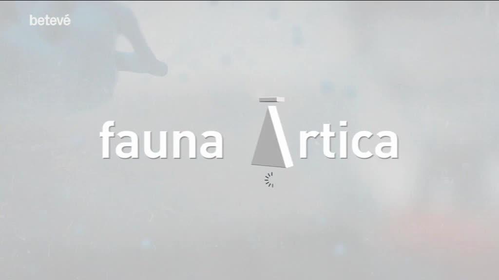 26 d'Octubre de 2017 Fauna àrtica: Joana Serrat vista per Esteve Plantada