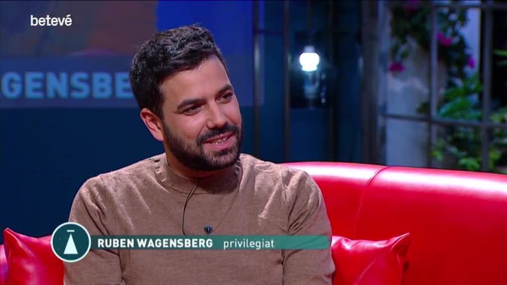 28 d'Octubre de 2019 Ruben Wagensberg ens parla als privilegiats de l'altra banda del riu