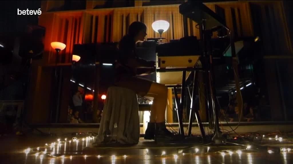 8 de Març de 2017 Àrtic: El Paranimf de la UB s'omple de música emergent