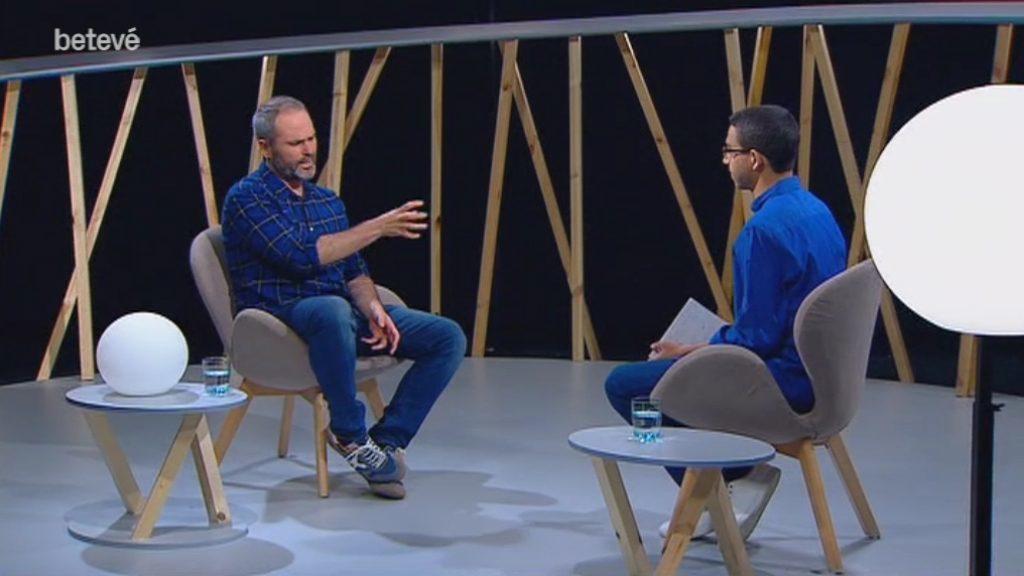 "Xavier Aldekoa: ""No hem de confondre activisme i periodisme"" 27 de juny de 2019"