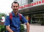 01/04/2015 Modesto Corderi, Estudiante de Universidad de Lengua y Cultura de Beijing