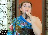 02/01/2015 Rebecca Williams, cantante de la Banda Musical 'La Llegada de Arco Iris'