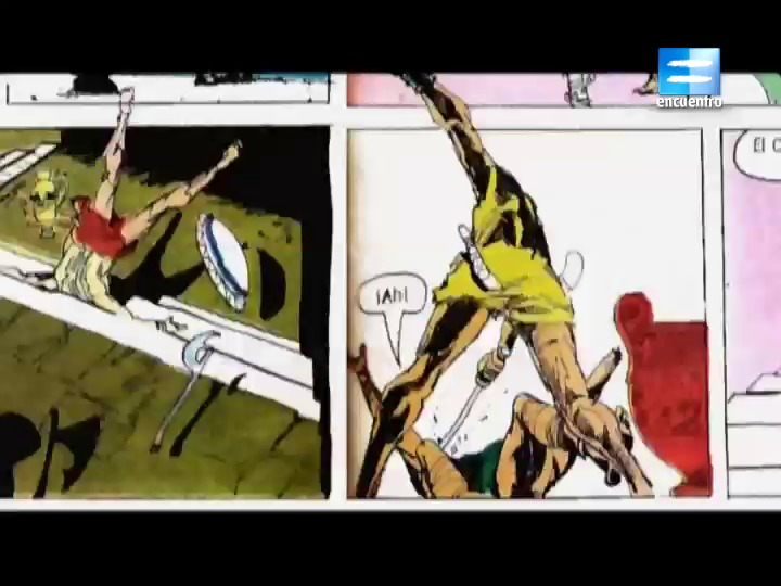 10 - Robin Wood y Olivera y Nippur de Lagash
