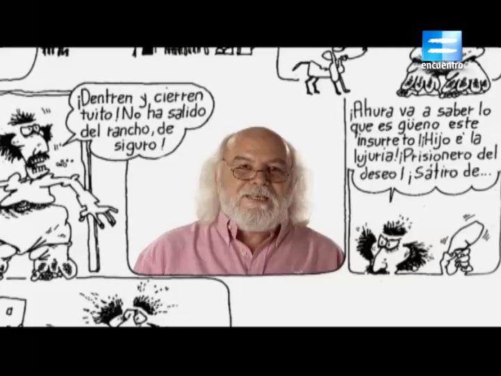 5 - Fontanarrosa e Inodoro Pereyra