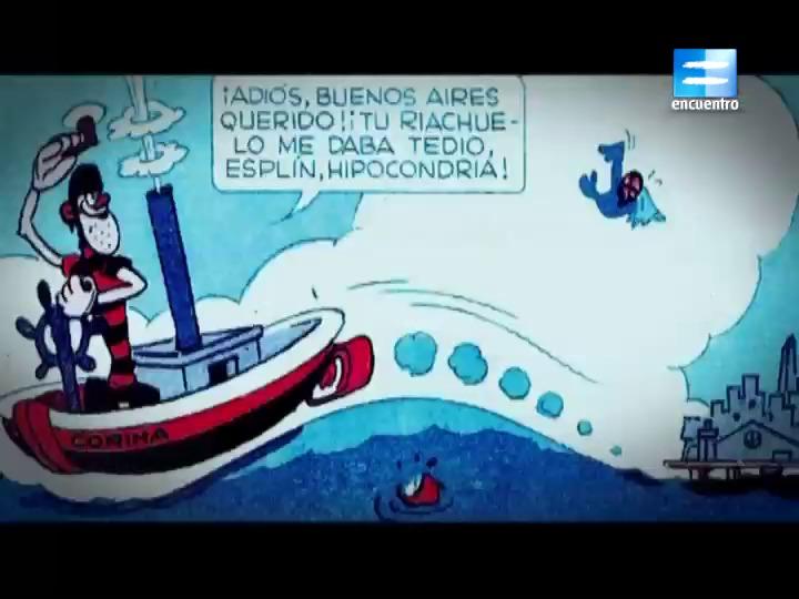 6 - Ferro y Battaglia, de Langostino a Don Pascual