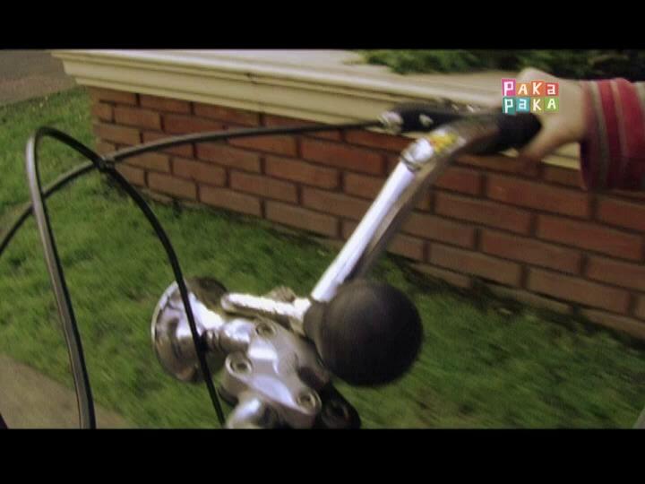 3 - Sobre ruedas
