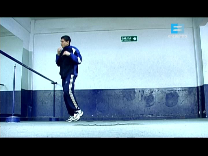 4 - Boxeo