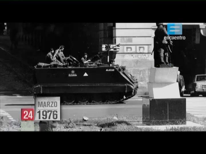 7 - Las Fuerzas Armadas y el terrorismo de Estado (1976-1983)