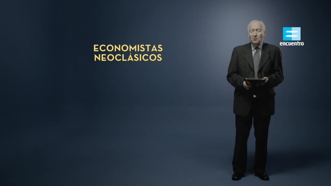 IV - 11 - John Maynard Keynes. El renovador de las ideas económicas