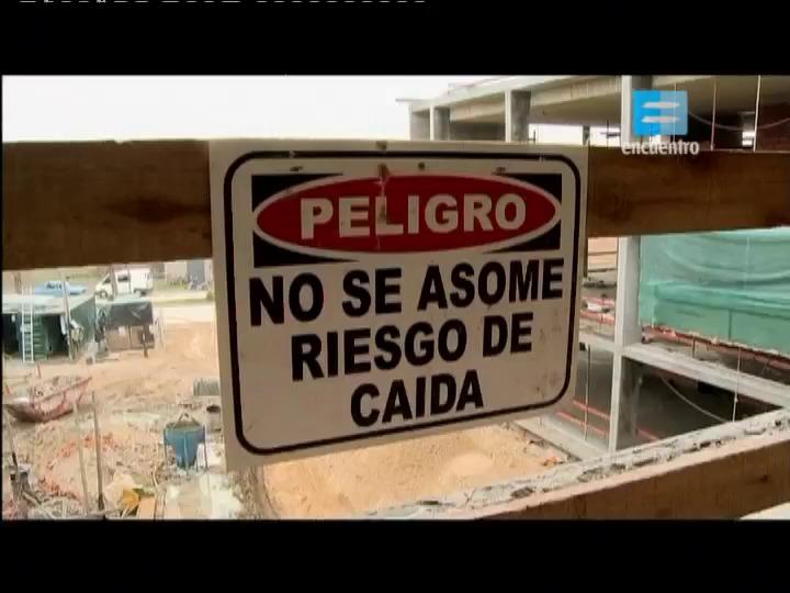 11 - Seguridad en obras de construcción