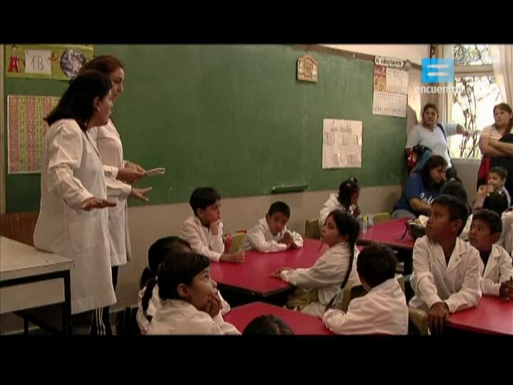 6 - Escuela Indira Gandhi, Proyecto Aulas en Red - Ciudad de Buenos Aires
