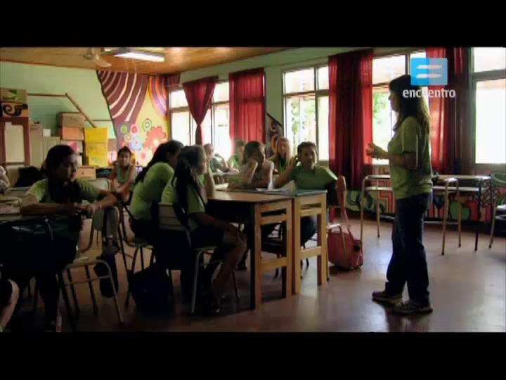 III - 3 - Escuela N.º 319 Villa Salto Encantado, Aristóbulo del Valle, Misiones