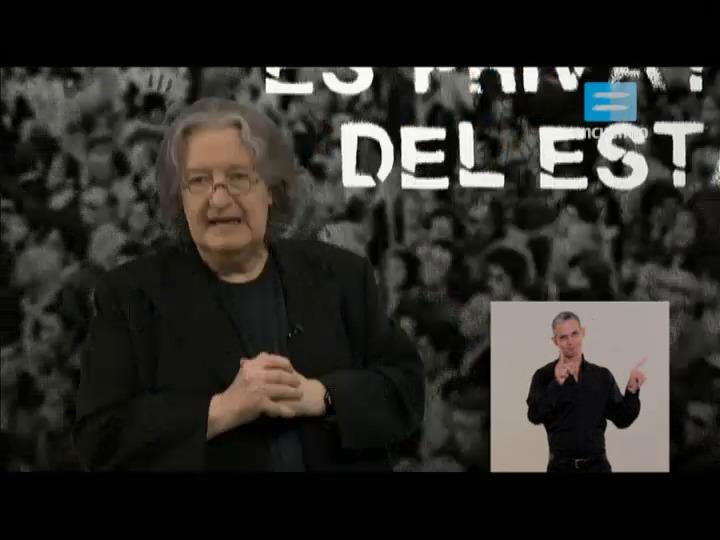 V - 17 - Terrorismo de Estado en la Argentina (con lengua de señas)