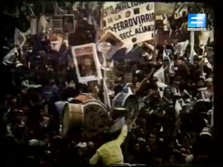Argentina siglo XX - 24 - La política de la democracia