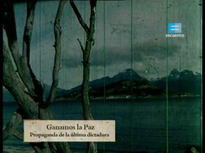Argentina siglo XX - 26 - Ganamos la paz