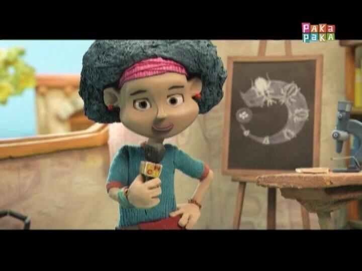 5 - Juana y Mateo entrevistan a los abuelos Don Julio y Doña Marta
