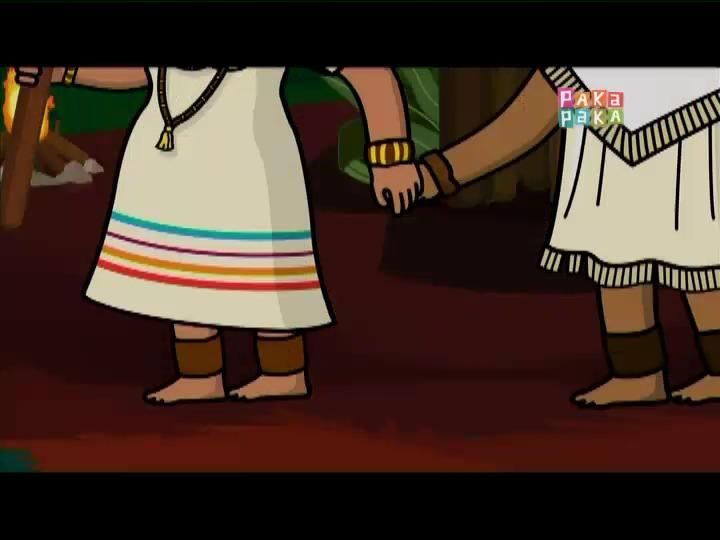 III - 25 - La asombrosa excursión de Zamba con los pueblos originarios