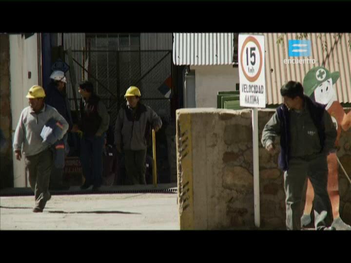 3 - Jujuy - Planta de tratamiento de minerales
