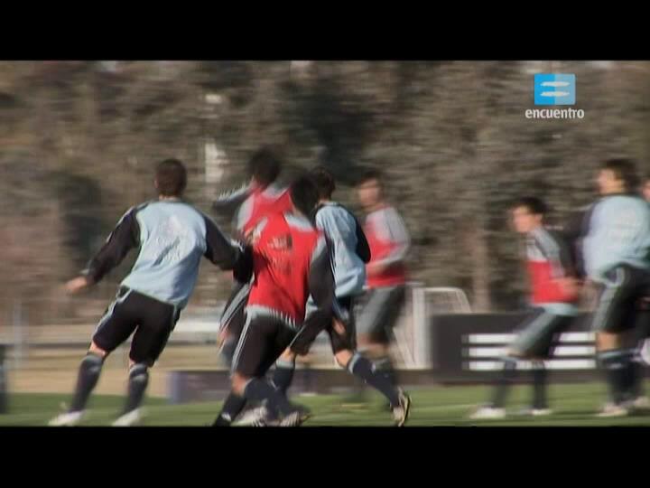 I - 14 - Fútbol: Leandro Marín