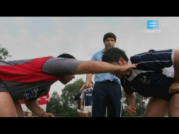 II - 8 - Rugby Sub 20: Emiliano Coria