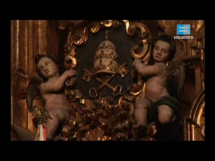 3 - Espadas, oro y altares