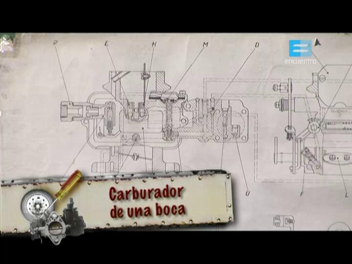 Oficios Mecánica del automotor - 7 - La alimentación (segunda parte)