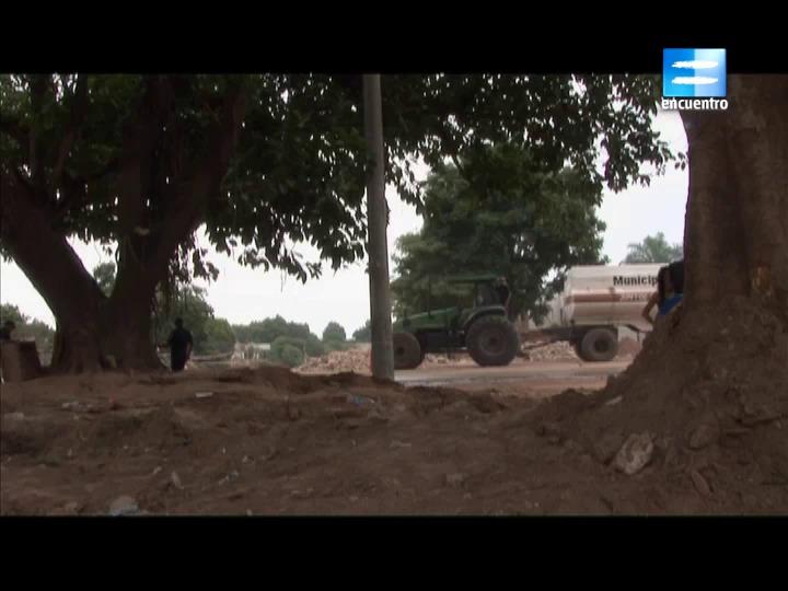 III - 3 - Nivaclé/chulupí: Recuerdos de guerra