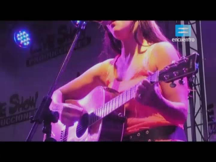 Especiales - 14 - Fabiana Cantilo. La voz femenina del rock argentino