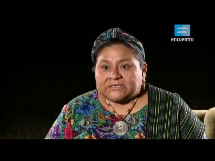 4 - Rigoberta Menchú