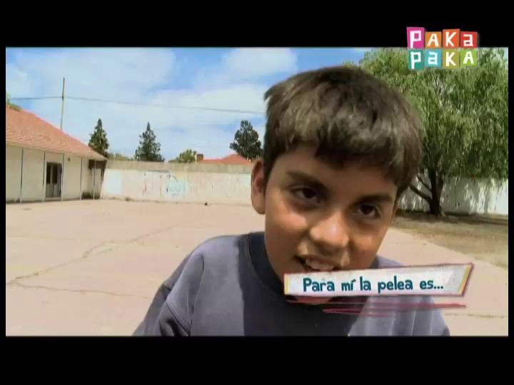 3 - Peleas