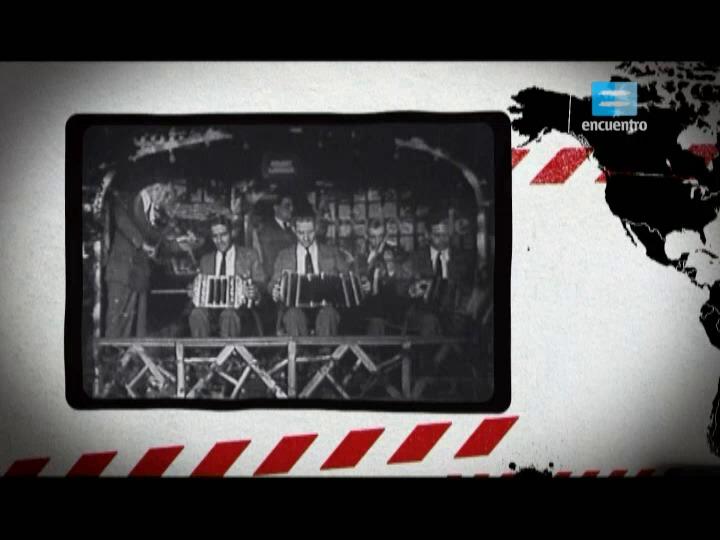 3 - Tango y bandoneón