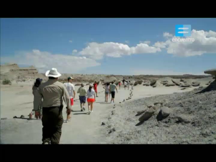 2 - Memorias de la tierra (Parques Naturales Ischigualasto y Talampaya)