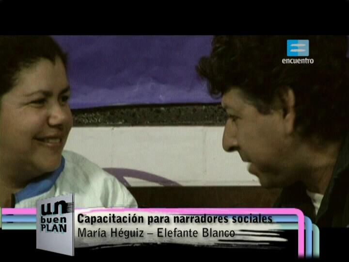 5 - Encuentro con María Heguiz