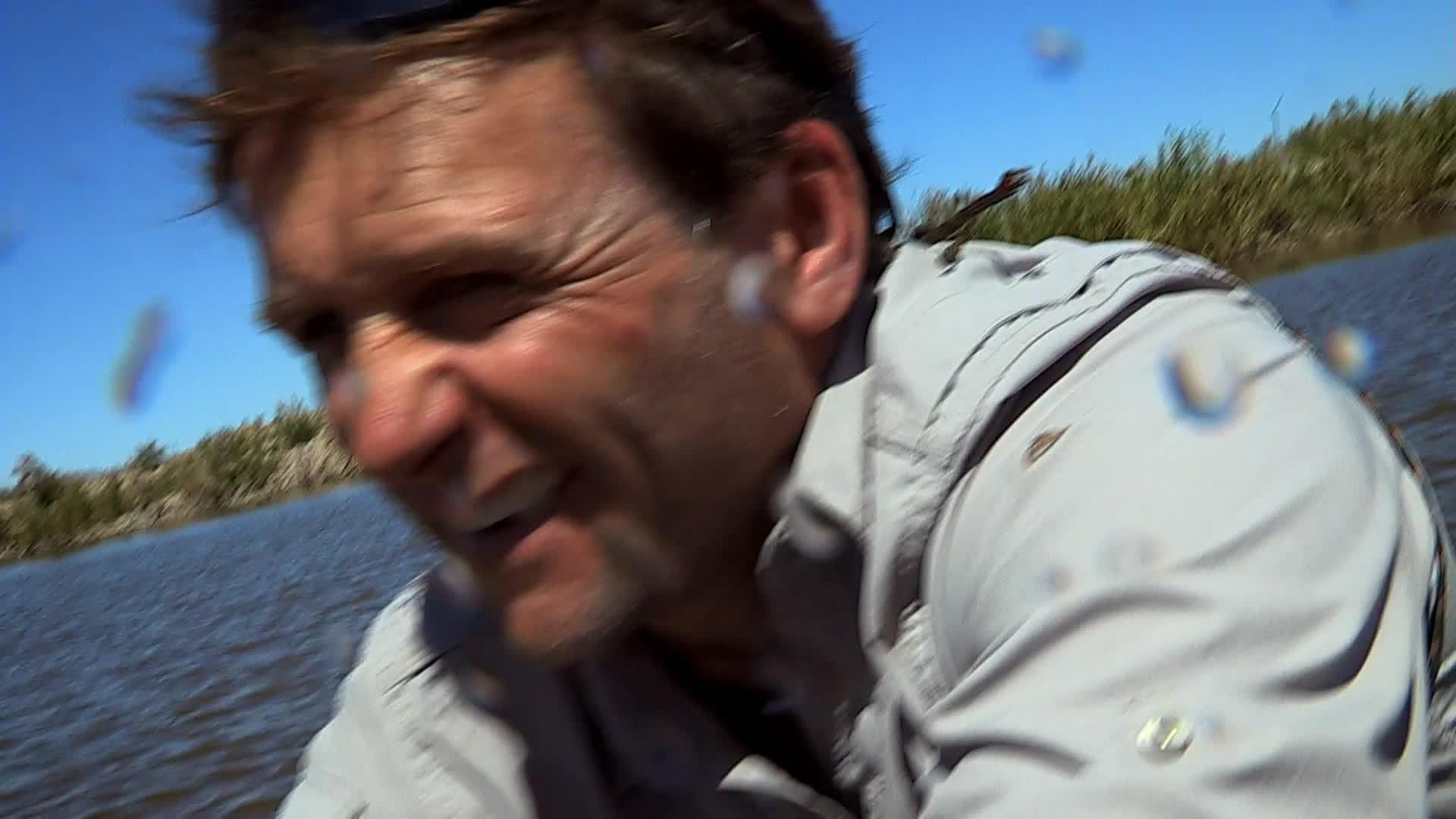 Temporada 1 Cruzando un río