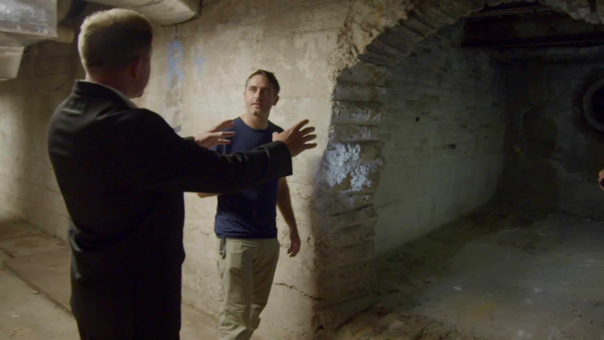 Temporada 1 Los túneles de fuga de Al Capone