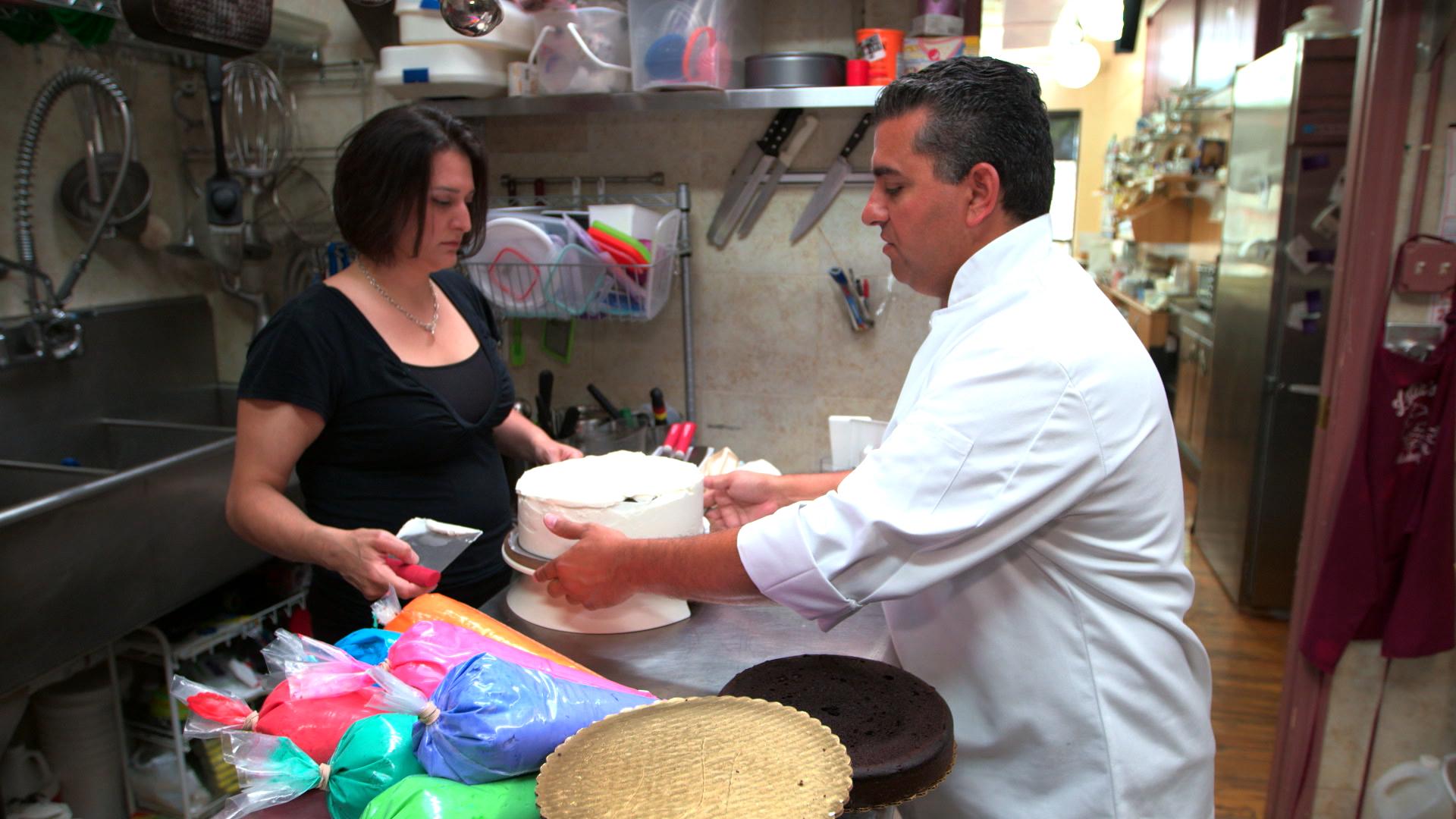 Temporada 1 La pastelería y Café de Lidia