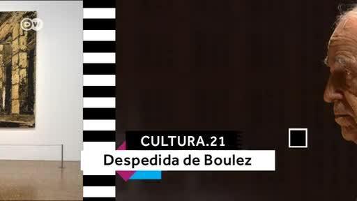 Despedida de Pierre Boulez