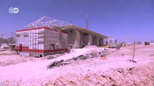 Un arquitecto alemán en Arabia Saudita