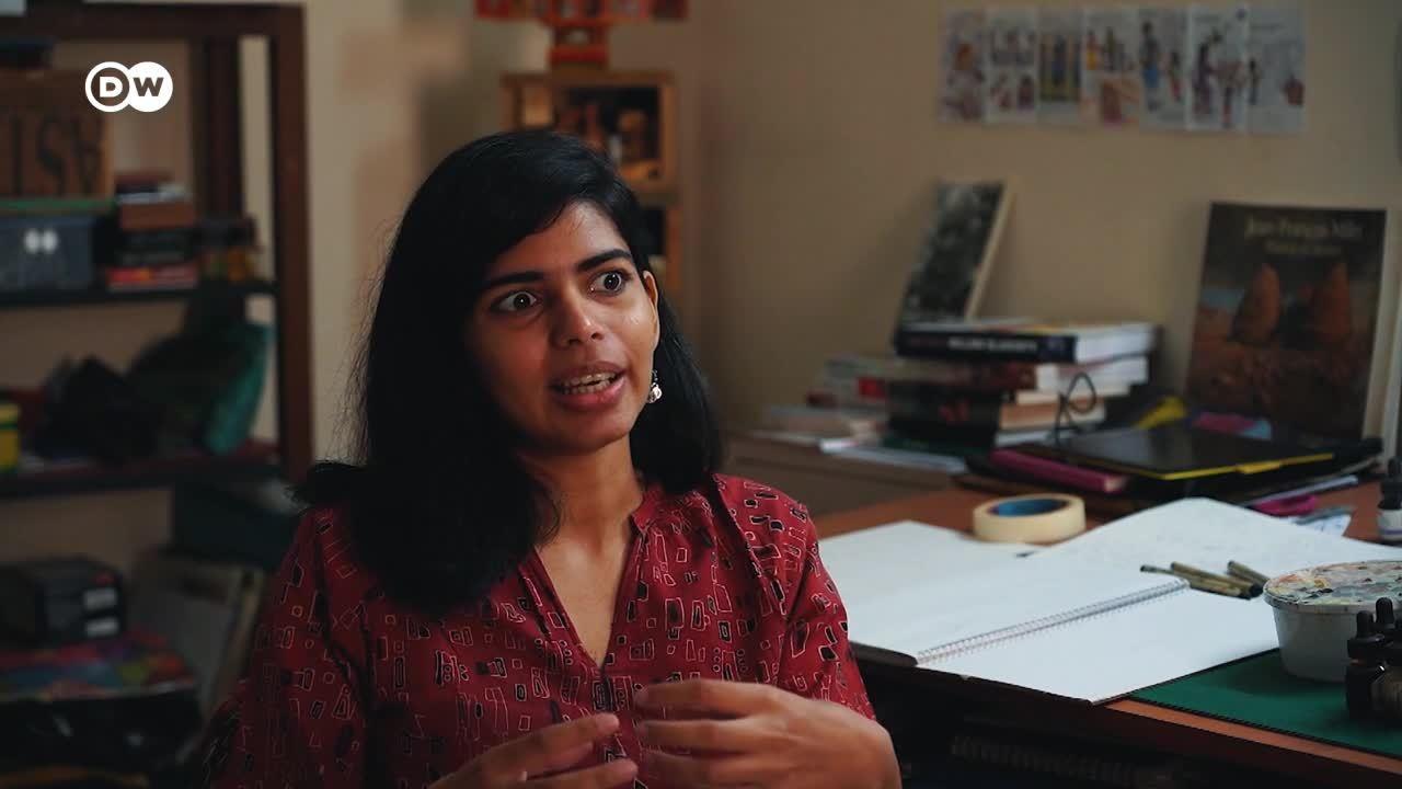 Vive tu sueño: la autora de comics Ita Mehrotra