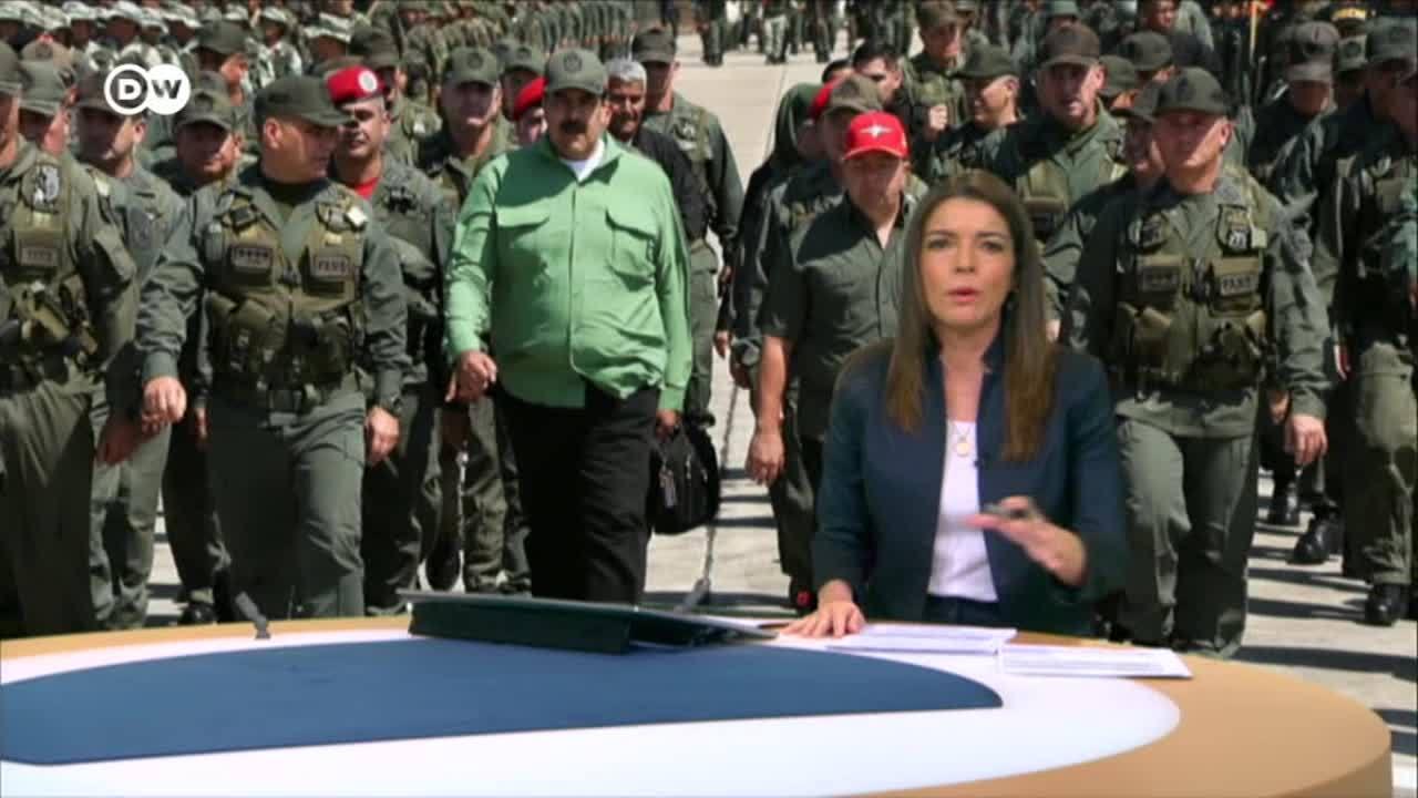 15 millones de USD por información que ayude al arresto de Maduro