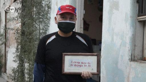A diez años del rescate minero en Chile