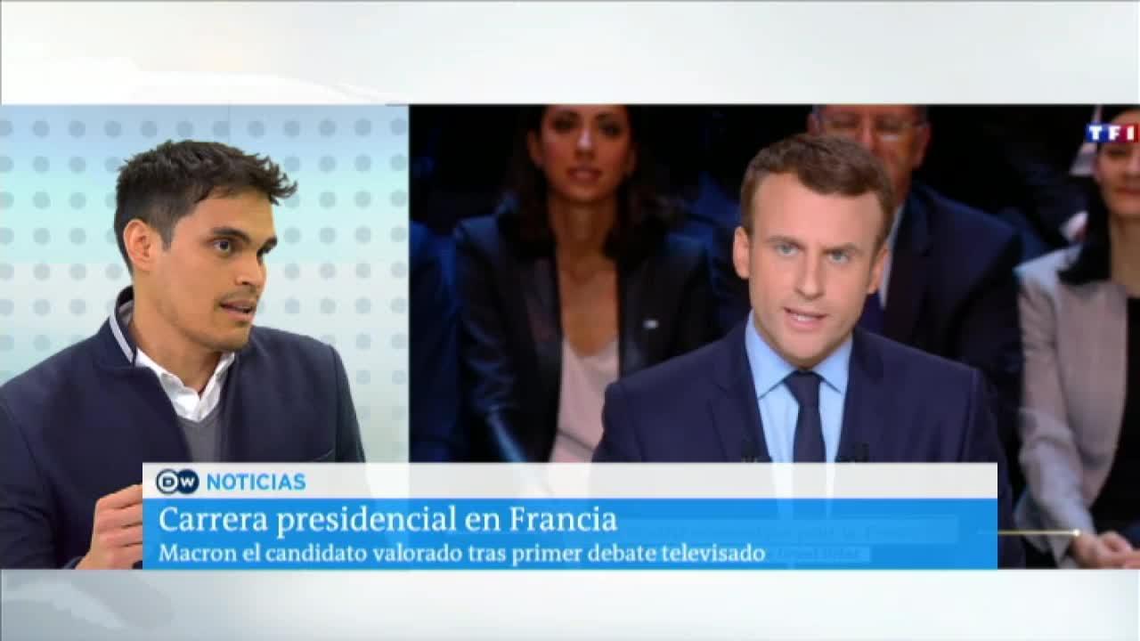 ¿A qué se debe el éxito de Macron?